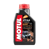 MOTUL ATV SXS Power 4T 10w50, 1л 105900